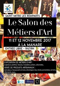 SALON DES Metiers D'ART